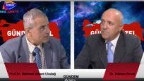 Kanal İzmir TV Gündem Özel Prof.Dr. Mehmet Bülent Uludağ ve Dr. Haktan Birsel
