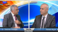 Kanal İzmir TV Politik Gündem'de Rıdvan Akgün ile siyaset, tarım, sağlık, eğitim, ekonomi masamızda