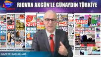 Rıdvan Akgün'le Günaydın Türkiye – 31 EKİM 2017