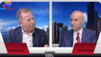Kanal İzmir Tv Gündem- 9 Ağustos 2017 Özel Rıdvan Akgün 'ün konuğu EGE-KOOP Genel Başkanı Hüseyin Aslan