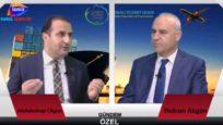 Kanal İzmir Tv – 8 Haziran 2017 Gündem Özel Rıdvan Akgün 'ün konuğu Abdulvahap Olgun