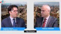 Kanal İzmir Tv Gündem Özel Ali Akdaş' ın konuğu Dr. Ülkümen Rodoplu