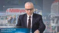 26 ARALIK 2017 –  GÜNAYDIN TÜRKİYE – KANAL İZMİR TV  – RIDVAN AKGÜN