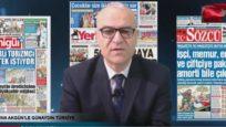 08 ARALIK 2017 – GÜNAYDIN TÜRKİYE – RIDVAN AKGÜN – KANAL İZMİR TV