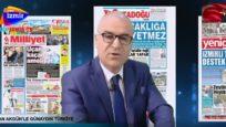 15 ARALIK 2017 – GÜNAYDIN TÜRKİYE – RIDVAN AKGÜN – KANAL İZMİR TV