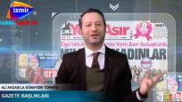 26 OCAK 2018 – GÜNAYDIN TÜRKİYE – ALİ AKDAŞ – KANAL İZMİR TV