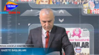 10 Ocak 2018 – KANAL İZMİR TV – Günaydın Türkiye – Rıdvan Akgün