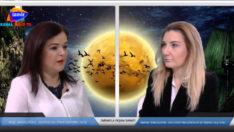 6 ŞUBAT 2018 – KANAL İZMİR TV –  ÜMRAN'LA YAŞAM SANATI – AYŞE SARAÇOĞLU