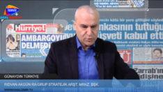 KANAL İZMİR TV RIDVAN AKGÜN İLE GÜNAYDIN TÜRKİYE 6 TEMMUZ 2018