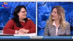 24 ŞUBAT 2018 – KANAL İZMİR TV –  ÜMRAN'LA YAŞAM SANATI – MERAL KATAÇ – ÜMRAN TEMELKURAN