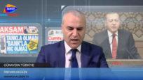 9 ŞUBAT GÜNAYDIN TÜRKİYE – PROF. DR. İBRAHİM ATİLLA ACAR – RIDVAN AKGÜN – KANAL İZMİR TV