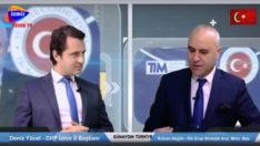 DENİZ YÜCEL – GÜNAYDIN TÜRKİYE – 15.03.2018 KANAL İZMİR TV