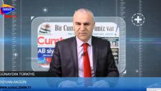 KANAL İZMİR TV RIDVAN AKGÜN İLE GÜNAYDIN TÜRKİYE 3 TEMMUZ 2018