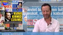 KANAL İZMİR TV ALİ AKDAŞ İLE GÜNAYDIN TÜRKİYE 12 TEMMUZ