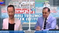 KANAL İZMİR TV'DE ALİ AKDAŞ İLE GÜNAYDIN TÜRKİYE'NİN KONU ALTUĞ ALGUR 31 MAYIS ÇARŞAMBA