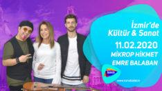 İzmir'de Kültür & Sanat 11.02.2020