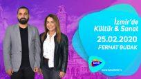 İzmir'de Kültür & Sanat 25.02.2020