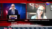 Ak Parti İzmir Milletvekili Ceyda Bölünmez Çankırı İzmir ve Türkiye gündemini değerlendirdi
